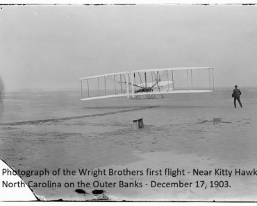 The Airplane Crash that Spelled Success!