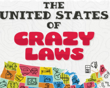 The United States of Crazy Laws