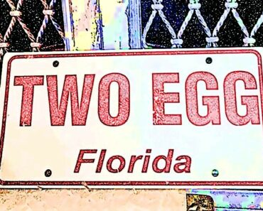 Where Is Two Egg, Florida? The sad tale of how Two Egg got it's name.