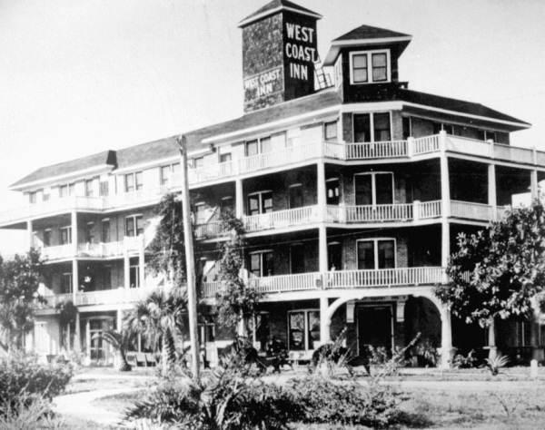 Babe Ruth and the West Coast Inn