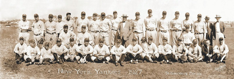 Babe Ruth and Yankees