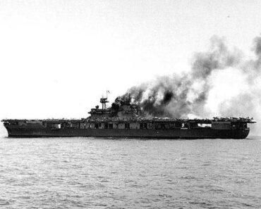 The Unbelievable Saga of the USS Yorktown