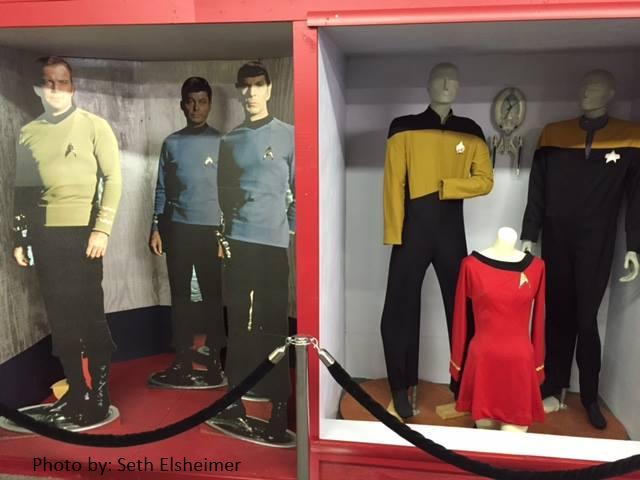 James T. Kirk Spock