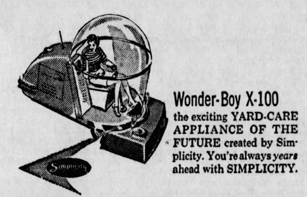 air-conditioned-lawn-mower-advertising-1957